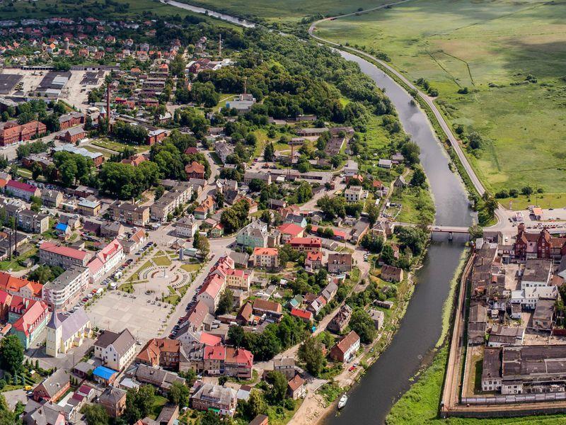 Старинные замки близ Калининграда - экскурсия в Калининграде