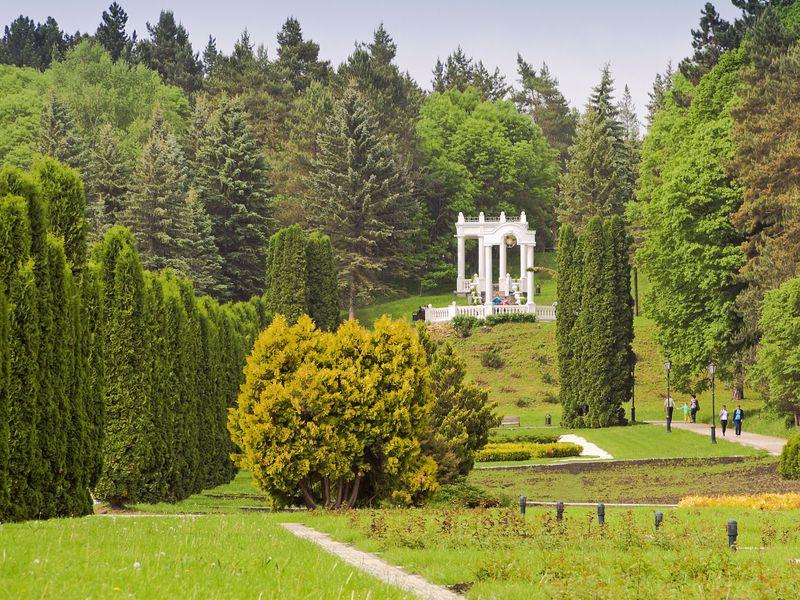 Гуляем по Кисловодску всей семьей - экскурсия в Кисловодске