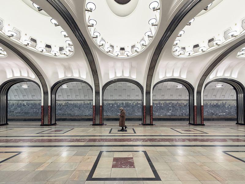 Дворцы для народа»: новый взгляд намосковское метро - экскурсия в Москве