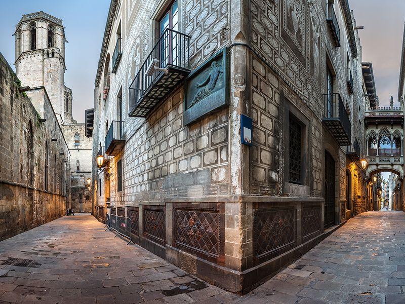 Добро пожаловать в Барселону! - экскурсия в Барселоне