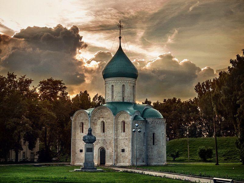 Переславль-Залесский: воин и рыбак - экскурсия в Переславле-Залесском