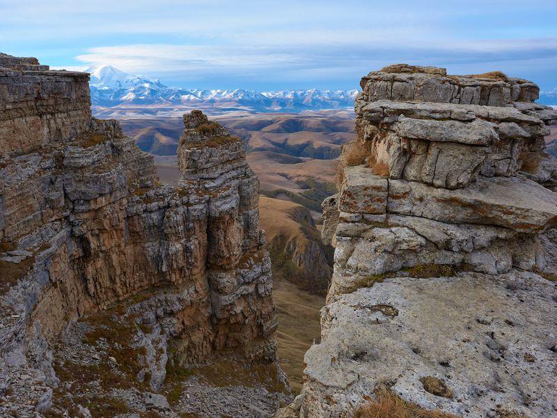 Покорить плато Бермамыт - экскурсия в Кисловодске