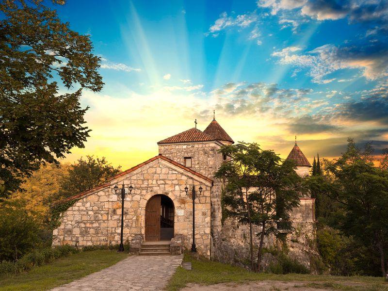 В Кутаиси из Тбилиси - экскурсия в Тбилиси