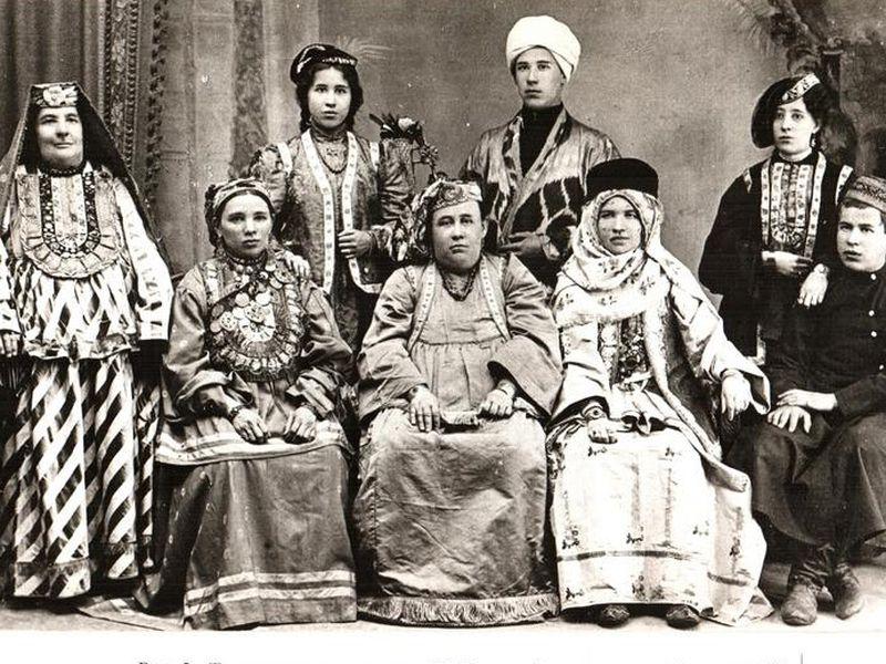Старо-татарская слобода: погружение висконную татарскую жизнь - экскурсия в Казани