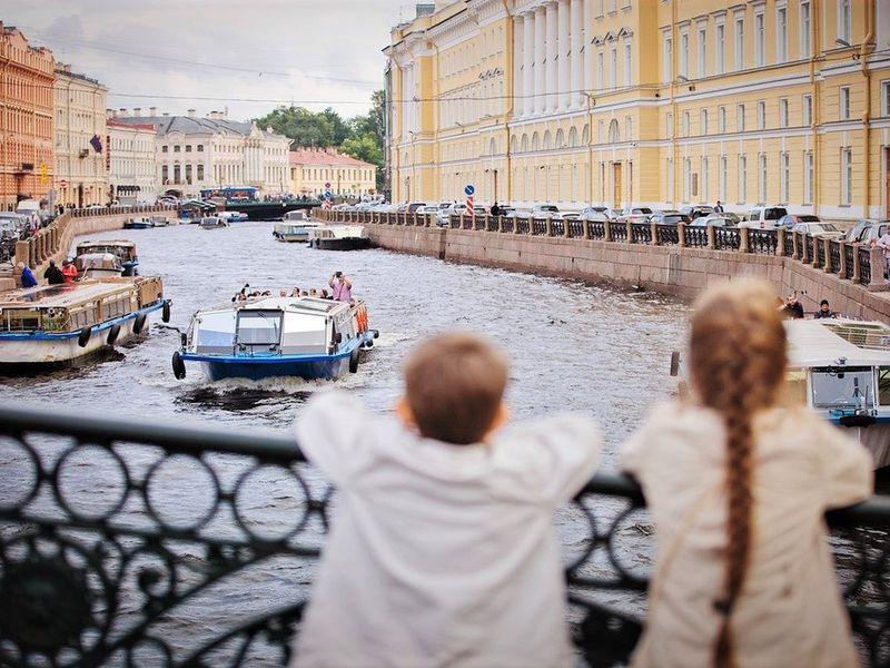 Открыть Петербург детям! - экскурсия в Санкт-Петербурге