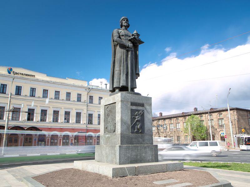 Ярославль — город богатырей и воинов - экскурсия в Ярославле