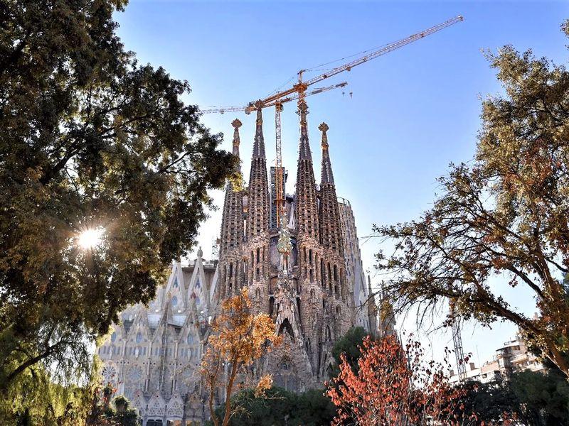 Барселона и модерн — Гауди и не только - экскурсия в Барселоне