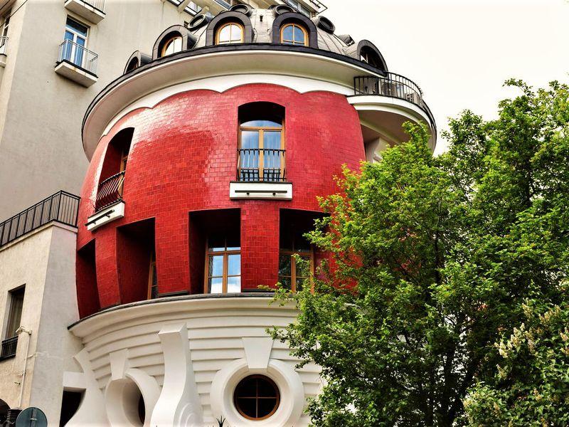 Семь чудесных домов Чистопрудного - экскурсия в Москве