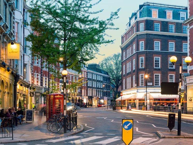 Прогулка по Marylebone Village - экскурсия в Лондоне