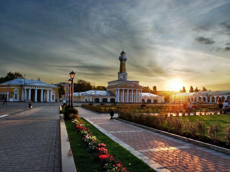 ИзЯрославля вгосударыню-Кострому - экскурсия в Ярославле