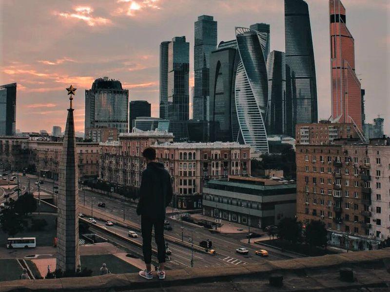 Moscow-top. Экскурсия по крышам - экскурсия в Москве