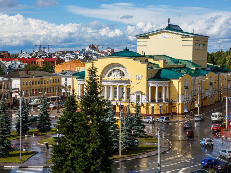 Игра-квест «Тайны изагадки старинного Ярославля» - экскурсия в Ярославле