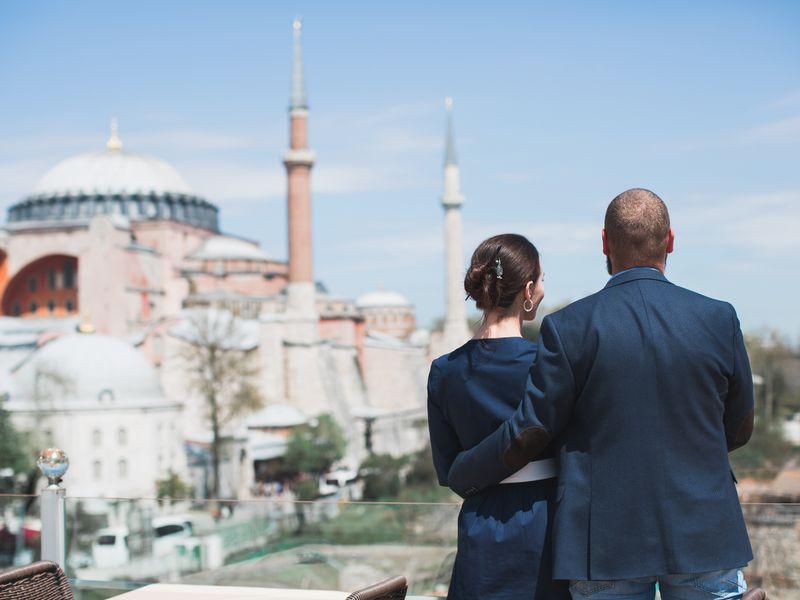 Фототур по Стамбулу «Love-story» - экскурсия в Стамбуле