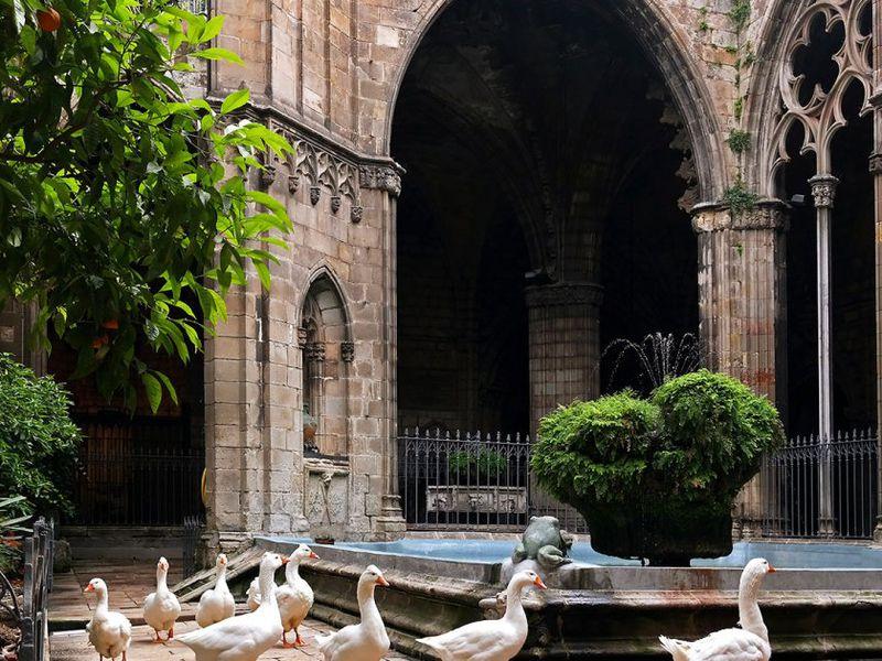 Рандеву скаталонской столицей - экскурсия в Барселоне