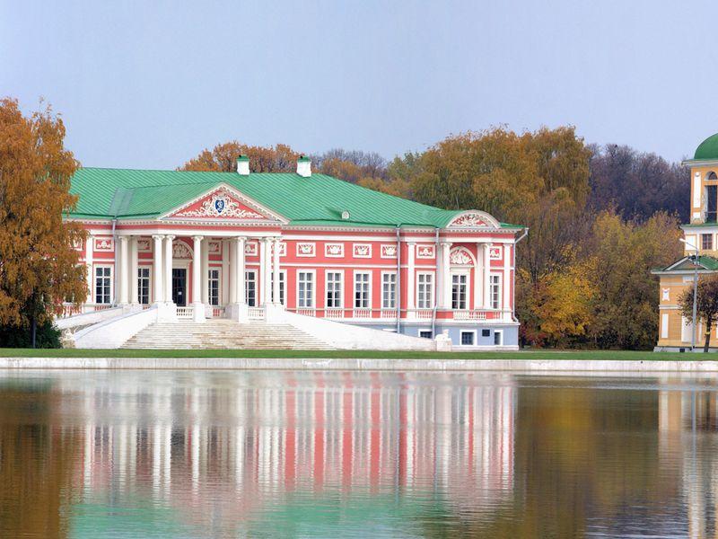 Блистательная усадьба Кусково - экскурсия в Москве