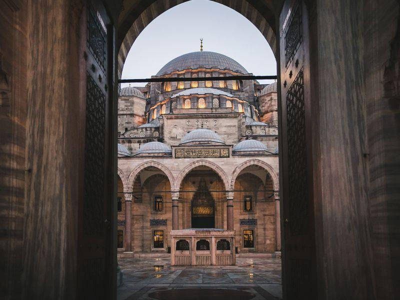 Must see вСтамбуле за5часов! - экскурсия в Стамбуле