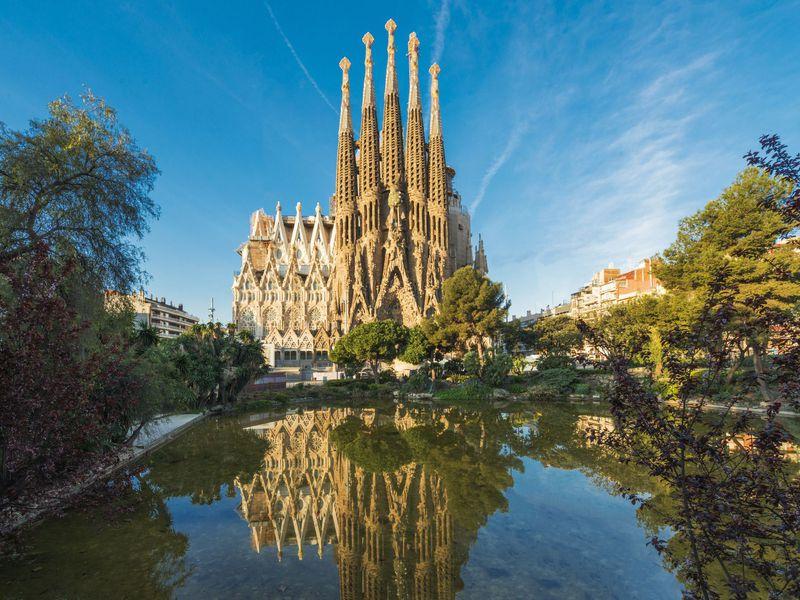 Гауди—гений или сумаcшедший? - экскурсия в Барселоне