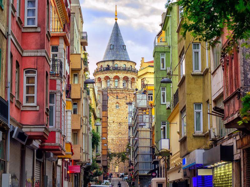 Контрастный Стамбул: романтика и история - экскурсия в Стамбуле