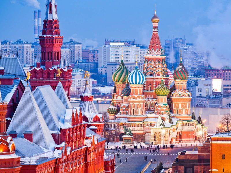Красная площадь и средневековый Китай-город - экскурсия в Москве