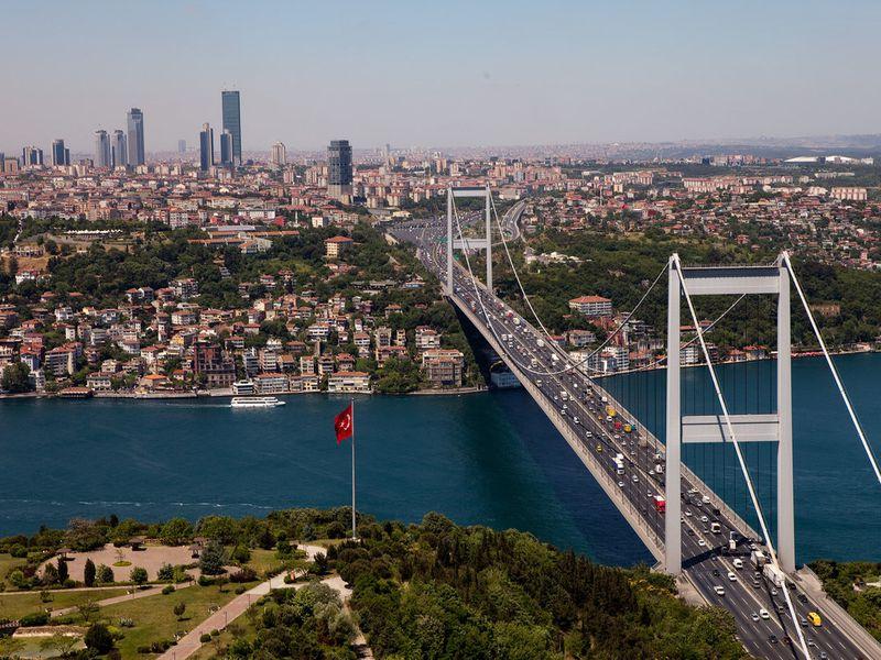 Покорение Стамбула на общественном транспорте - экскурсия в Стамбуле