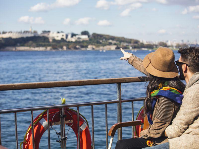 Босфор, красоты и еда: приятное путешествие по Стамбулу - экскурсия в Стамбуле