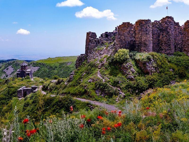 Неизведанные тропы Армении - экскурсия в Ереване