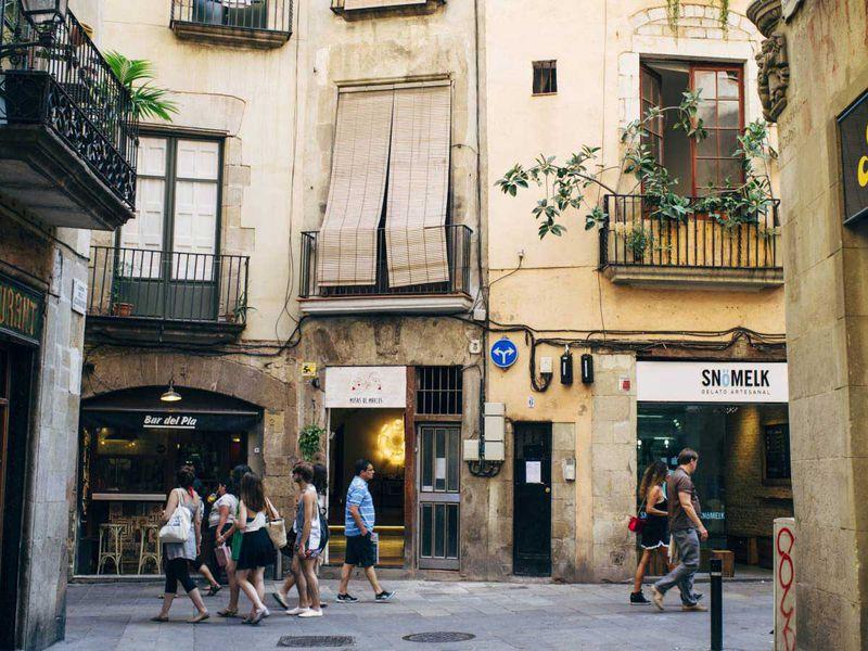Барселона — путешествие во времени - экскурсия в Барселоне