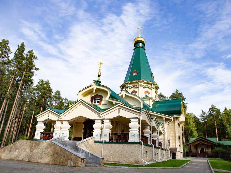 Большое путешествие по Екатеринбургу и окрестностям - экскурсия в Екатеринбурге