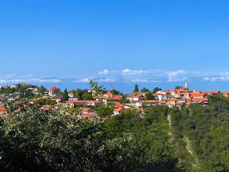 Сигнахи. Из Тбилиси в Кахетию - экскурсия в Тбилиси