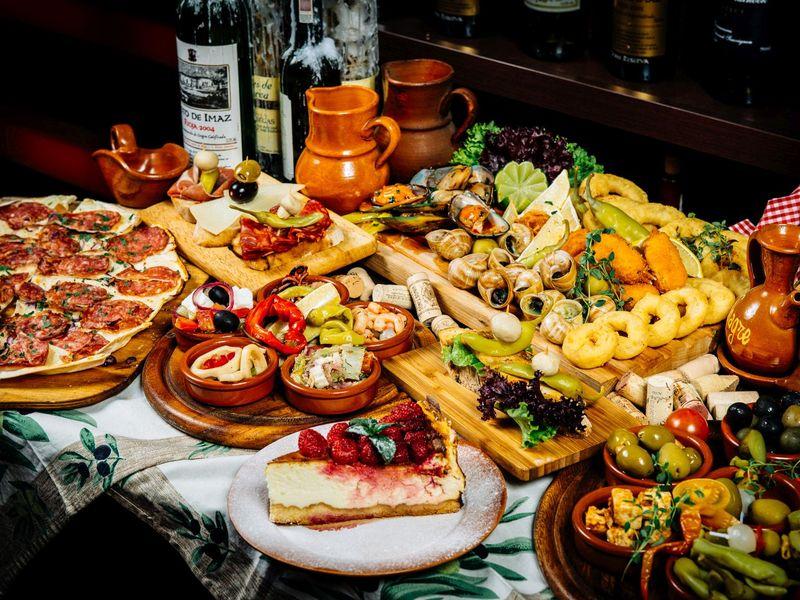 Вкусная Барселона - экскурсия в Барселоне
