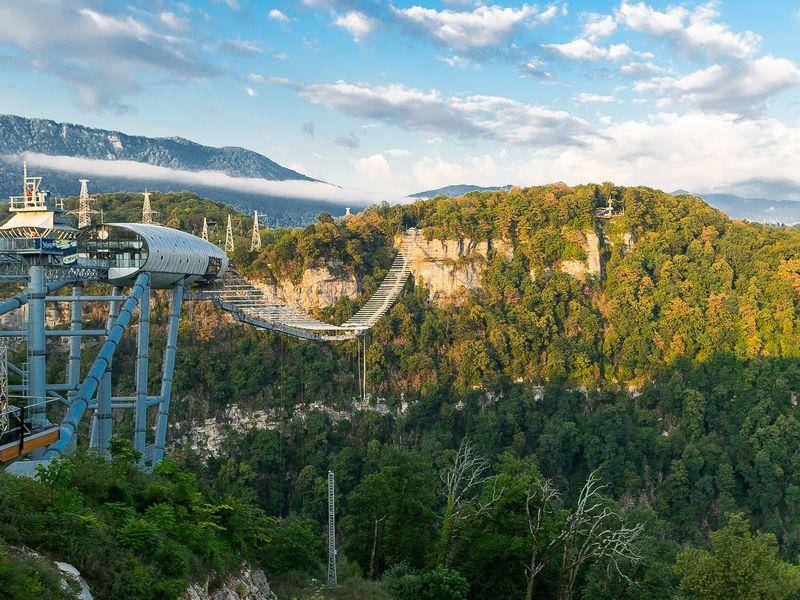 Путь квершинам: лучшие панорамные виды Сочи - экскурсия в Сочи