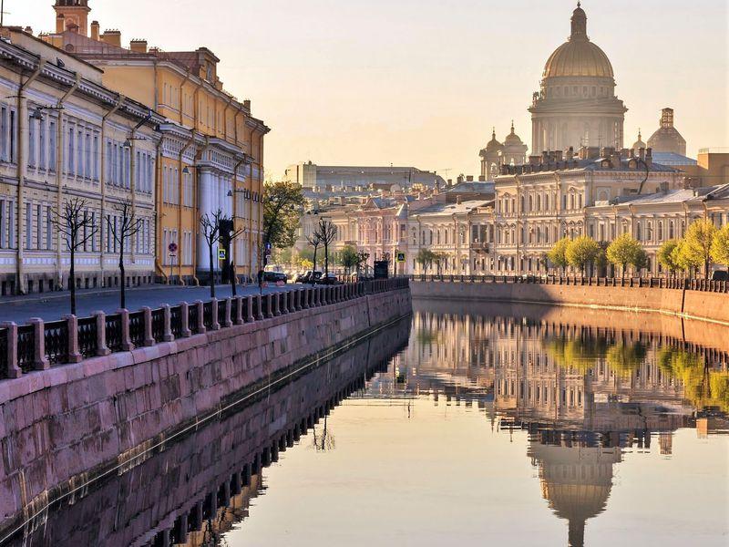 Ваш идеальный день в Петербурге - экскурсия в Санкт-Петербурге