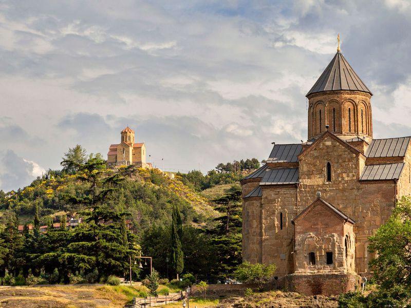 Тбилиси— шкатулка сокровищ иисторий - экскурсия в Тбилиси