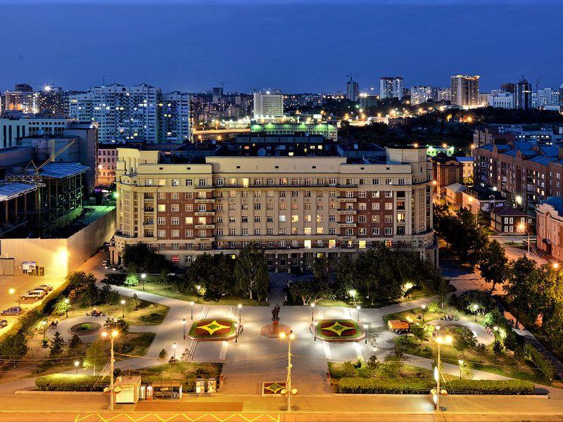 Автомобильная экскурсия повечерней столице Сибири - экскурсия в Новосибирске