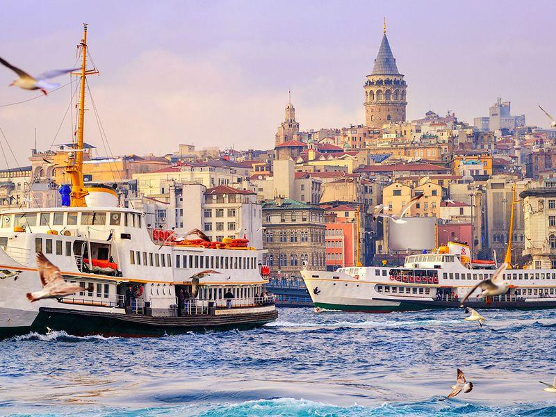 Роскошный Стамбул - экскурсия в Стамбуле