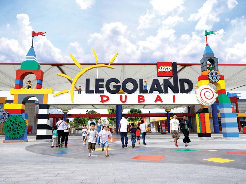 Билеты в парк LegoLand - экскурсия в Дубае