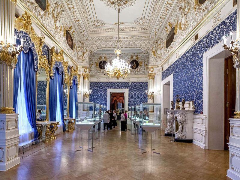Музей Фаберже: сага оювелире - экскурсия в Санкт-Петербурге