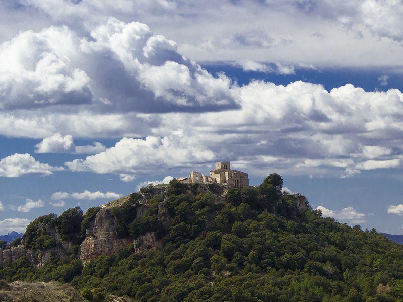 Трекинг на вершину горы Тагаманент - экскурсия в Барселоне