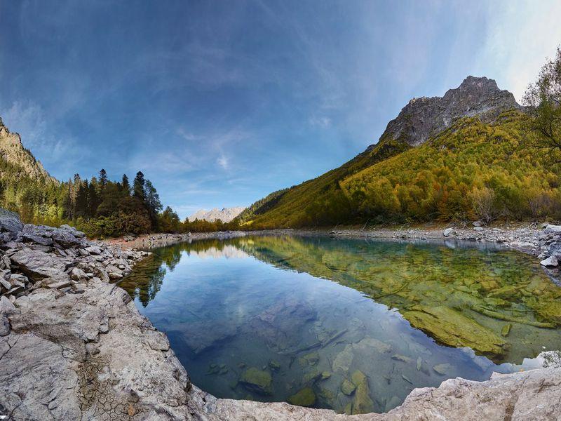 Заповедный Домбай: путешествие к Бадукским озерам - экскурсия в Кисловодске