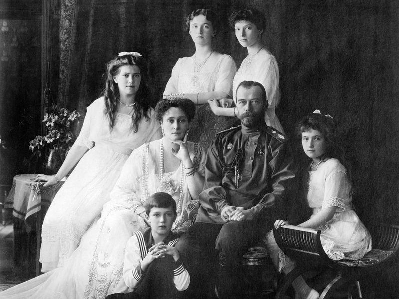Романовы. Рок имистика венценосной семьи - экскурсия в Москве