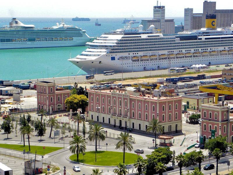 Скорабля набал: самое интересное вБарселоне за4часа - экскурсия в Барселоне