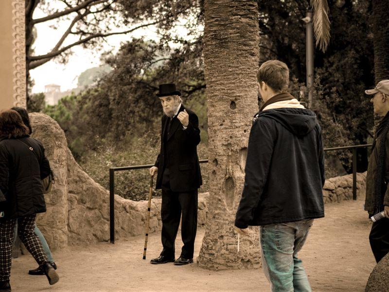 Парк Гуэль в компании Гауди! - экскурсия в Барселоне