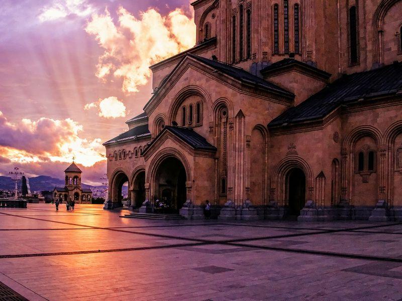 Последам Ассирийских отцов: Тбилиси, Мцхета, Самтависи - экскурсия в Тбилиси