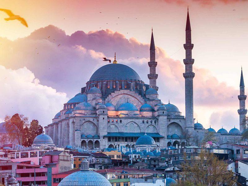 Стамбул в компании профессионала - экскурсия в Стамбуле