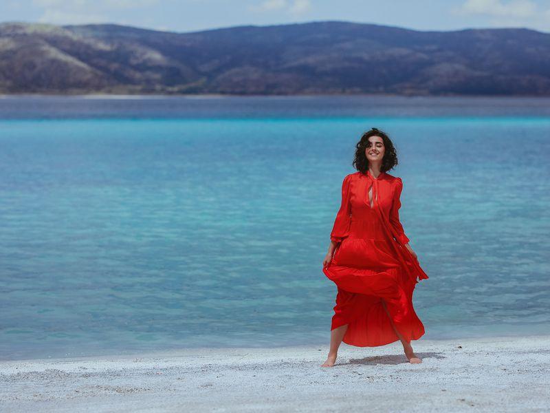 Памуккале и турецкие Мальдивы: групповая экскурсия из Сиде - экскурсия в Сиде