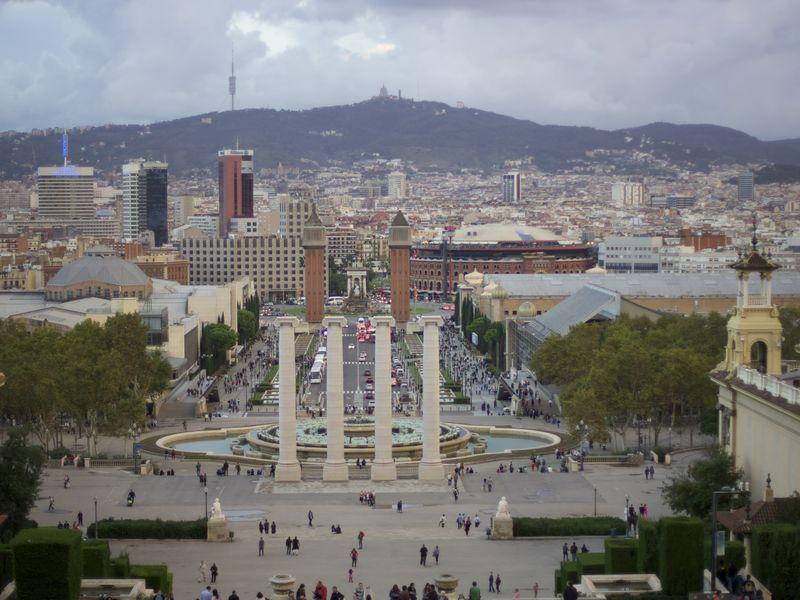 Вся Барселона за один день - экскурсия в Барселоне