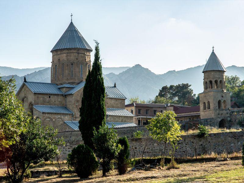 Мцхета и Уплисцихе — Грузия христианская и языческая - экскурсия в Мцхете