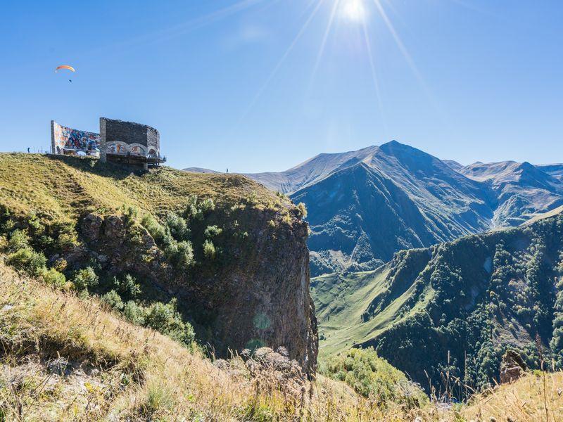 Путь к великому Казбеку - экскурсия в Тбилиси