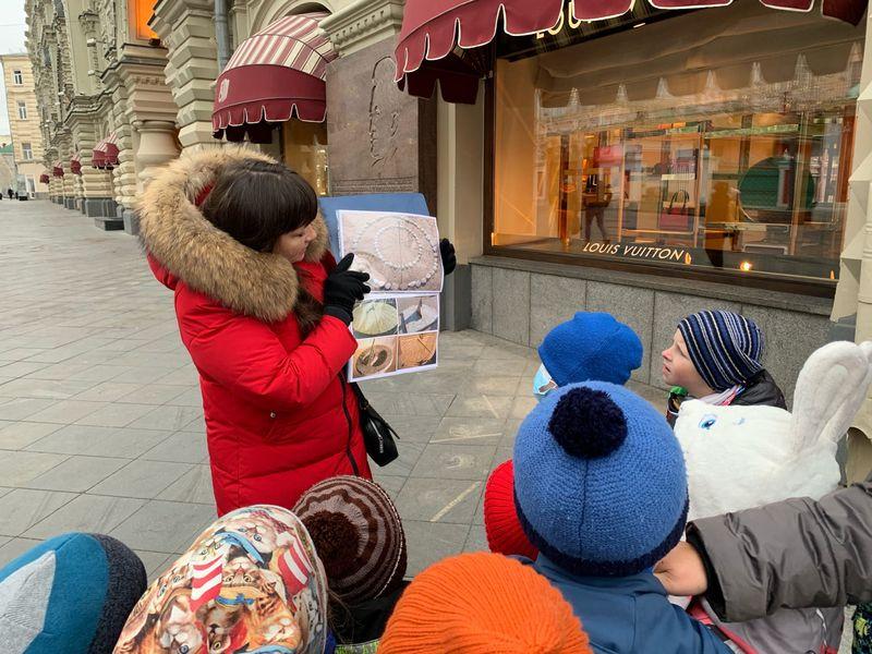 Хранители времени»: экскурсия-викторина - экскурсия в Москве