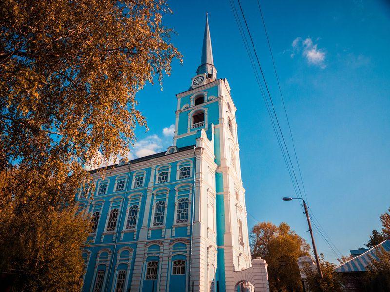 Второй раз в Ярославле - экскурсия в Ярославле